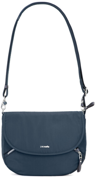 Pacsafe Stylesafe Crossbody Bag Women Navy Blue